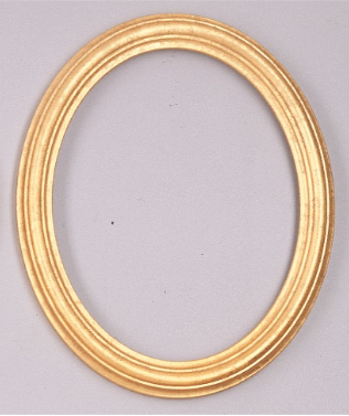Economy Oval Picture Frame OV5