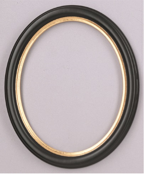 Economy Oval Picture Frame OV6