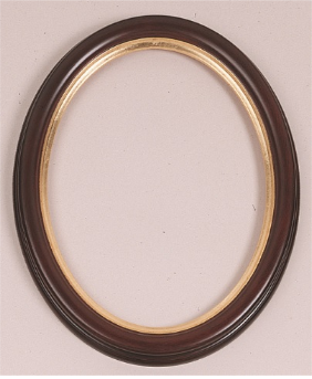 Economy Oval Picture Frame OV10