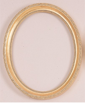 Economy Oval Picture Frame OV12