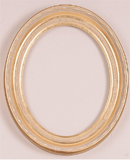 Economy Oval Picture Frame OV13