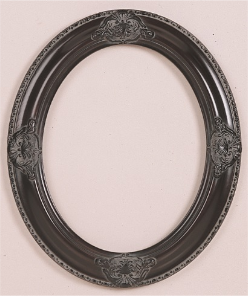 Economy Oval Picture Frame OV16