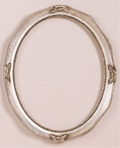 Economy Oval Picture Frame OV18